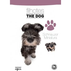 Filhotes The Dog ArtList Collection - Schnauzer Miniatura
