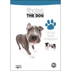 Filhotes The Dog ArtList Collection - Pit Bull Terrier Americano